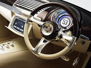 Famous Modern Design Classic Holden Efijy Concept Car