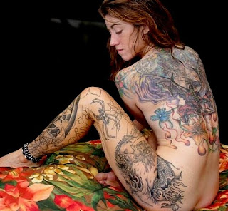 Tattoo women design