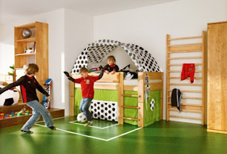 Design Cool Kids Bedroom Ideas