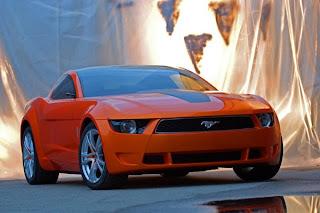 Ford Mustang Car 2010