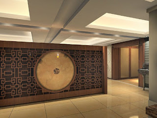 New Chinese Interior Decoration Today