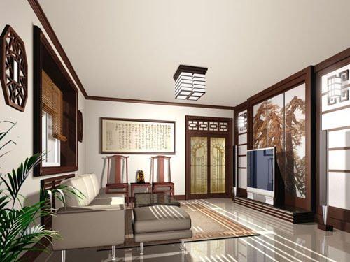 Modern Chinese Interior Decor Sugarush Closet