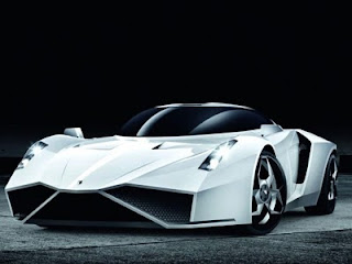 2010 E-Wolf Electric Sport Cars E-2