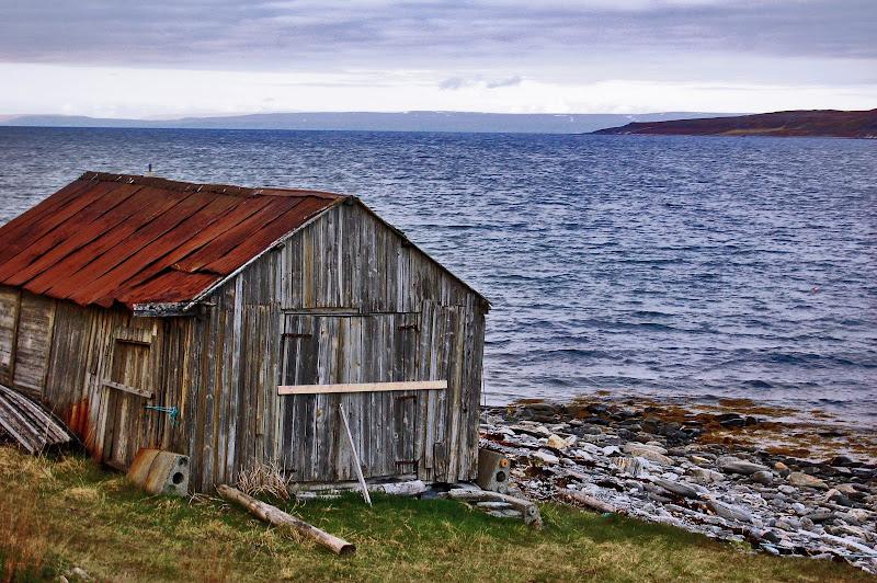 NORUEGA casa pescadores