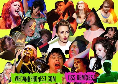 Cansei ser sexy remix | css remix