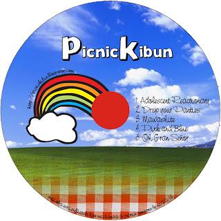 Descarga gratis el Demo EP de Picnic Kibun
