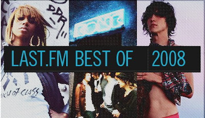 The Best 2008 Last.fm - Lo Mejor del 2008 en Last.fm
