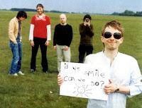 Radiohead Santiago de Chile 2009