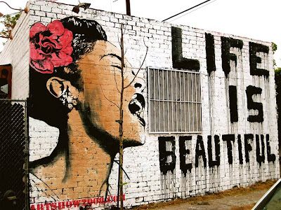 Mr. Brainwash Life is Beautiful