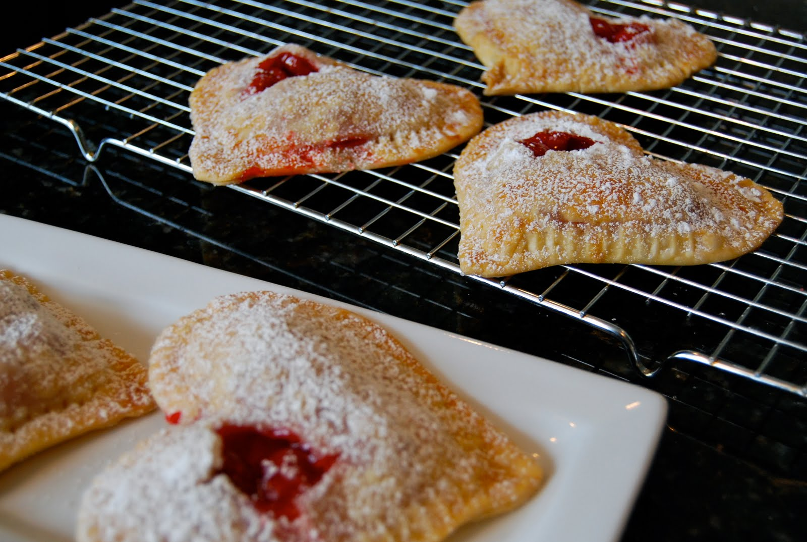 Monster Mama: Mini Cherry Pies