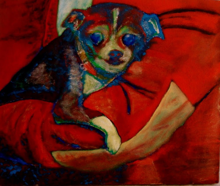 "Valérie Mayan "" Painting Pets "" collection"