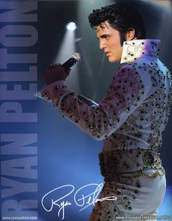 Ryan Pelton as Elvis returns to Warren County Farmers' Fair Ryanpelton