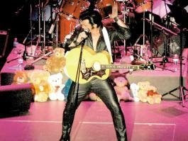 'Elvis' bringing his act to Imperial Theatre Thanedunneta