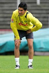 Borussia Dortmund midfielder Nuri Şahin