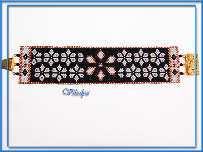 Free Peyote Stitch Beading Patterns - Welcome to About.com: Beadwork