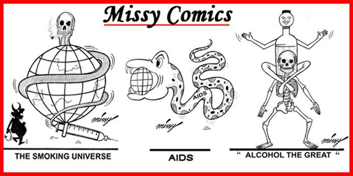 Missy comics