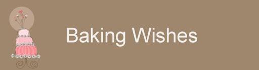 Baking Wishes - Casamentos
