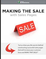 Making the Sale with Sales Pages e-book by Unique Blog Designs, LLC (2010)