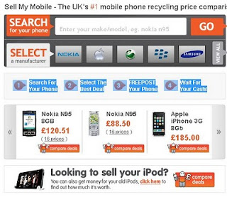 Mobile Phone Recycling - Making Money