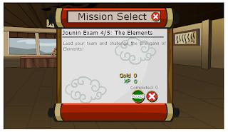 Ninja saga Jounin exam 4