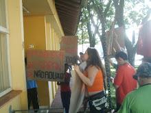 PROTESTO NO IAP