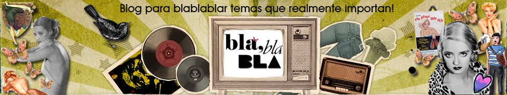 bla bla bla