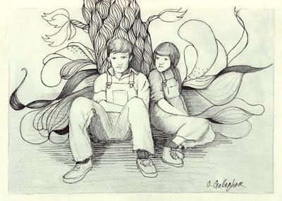 To Kill a Mockingbird - Jem To Kill A Mockingbird Jem Drawing