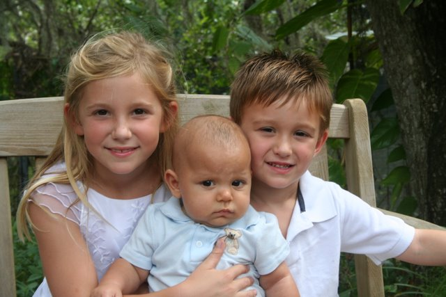 Lexi, Michael and Will!