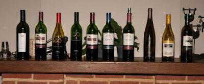 Geproefde wijnen