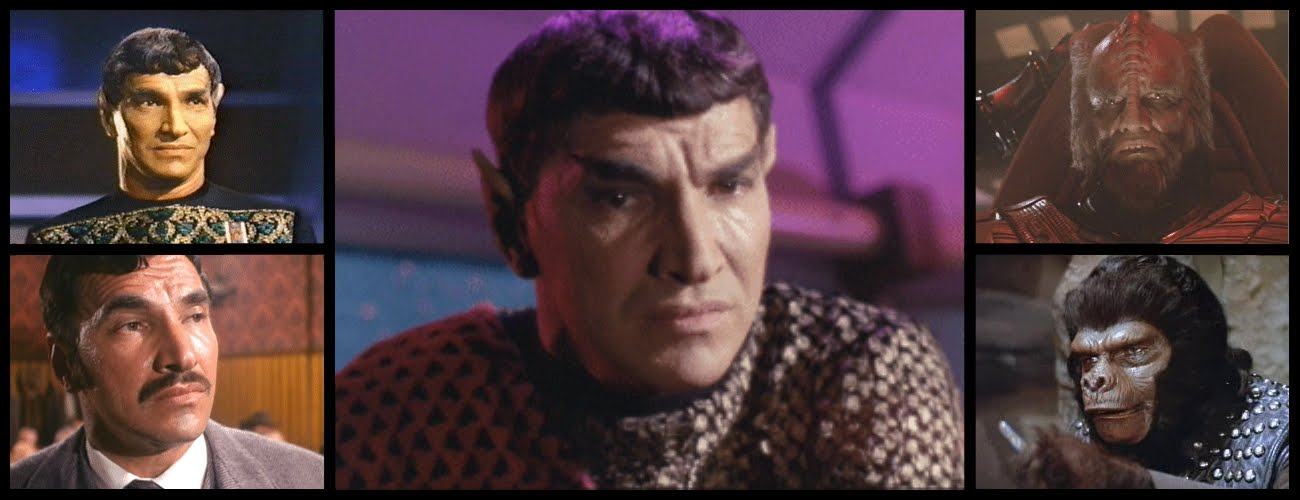 JIMSMASH ! ! !: ACTOR HALL OF FAME: MARK LENARD