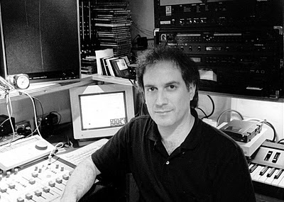 Larry Fast en el Synergy Studio de Nueva Jersey