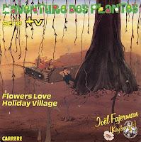 Portada del single Flowers Love de la banda sonora de L'Aventure des Plantes