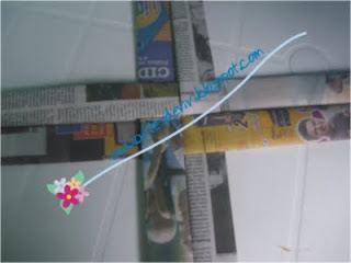 porta-treco jornal