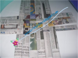 embalagem jornal