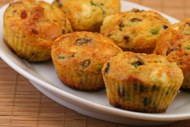 Cottage Cheese and Egg Muffins