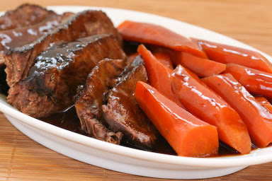 Soy-Braised Pot Roast
