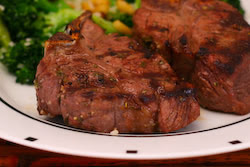 ... Kitchen®: Grilled Lamb Chops Recipe with Garlic, Rosemary, and Thyme