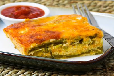 Chile Rellenos Bake