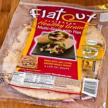 Whole Grain Flatout Flatbread