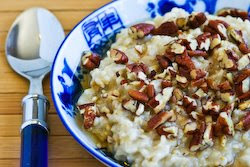 ... -Cut Oats in the Crockpot and Steel-Cut Oats with Agave and Pecans