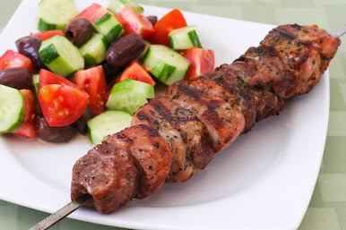 Grilled Souvlaki