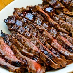 Marinated Flank Steak Recipe (London Broil) | Kalyn's Kitchen®