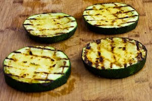 Grilled Zucchini Pizza Slices (Low-Carb, Gluten-Free)