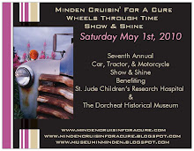 Minden Curisin' For A Cure Wheels Through Time Web Site Link