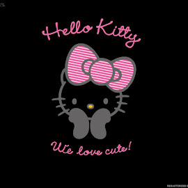 Gambar Hello Kitty @ Digaleri.com
