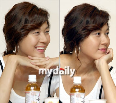 Recent Polls Shows Kim Ha Neul is becoming more beautiful