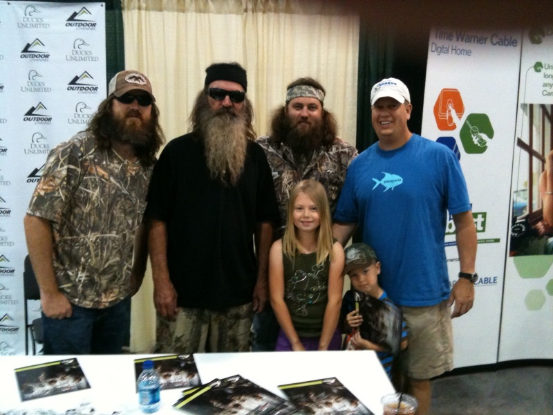 robertson the duck commander himself phil robertson willie robertson