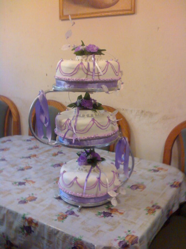 mis delicias: Torta de 15 años