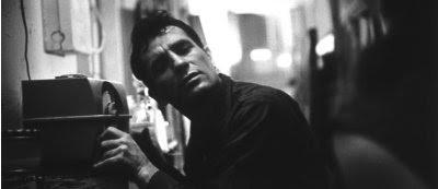 Jack Kerouac by John Cohen 1959