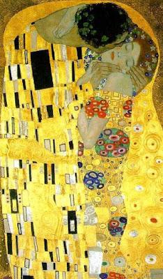 Gustav Klimt - O Beijo